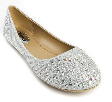 V-Luxury Womens Ballet Shoes