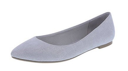 Christian Siriano for Payless Women's Gigi Point Flat