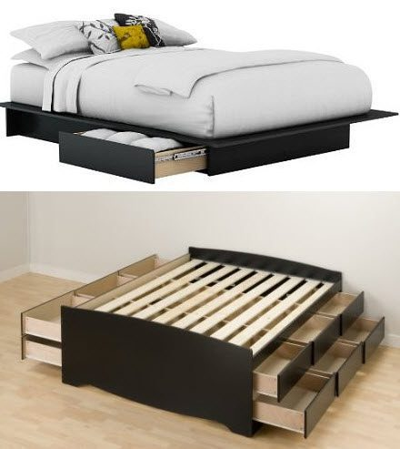 Queen Bed Frames With Storage You Dont Have To Live In A Small Home Or Apartment Appreciate Space Saving Furniture Indeed There Is Certain Kind Of