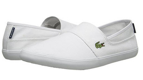 Lacoste Men's Marice LCR Canvas Loafer