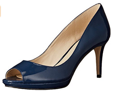 Nine West Women's Gelabelle Synthetic Dress Pump
