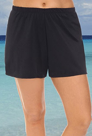 ladies-black-swim-shorts-4