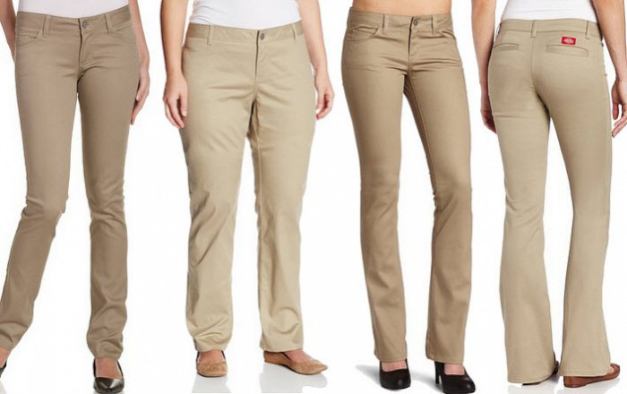 womens black pants no pockets